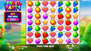 Fruit Party gameplay