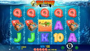 big bass gameplay
