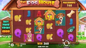 dog house gameplay
