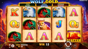 wolf gold gameplay